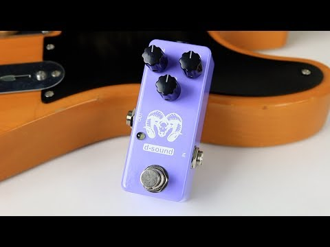 D-Sound 73 Ram's Head Fuzz