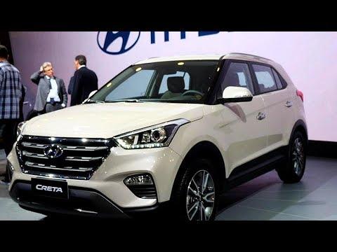 2018 All New Hyundai Creta Perfect Compact SUV