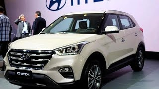 2018 All New Hyundai Creta Perfect Compact SUV !