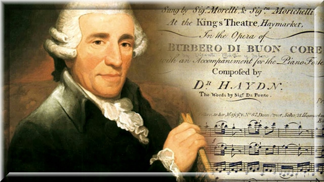 joseph franz haydn A close friend of mozart and a teacher of beethoven, franz joseph haydn was often called the father of the symphony at the time of his death, he was one of the most celebrated composers in europe.