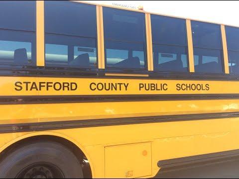 Needed:  Stafford school bus drivers