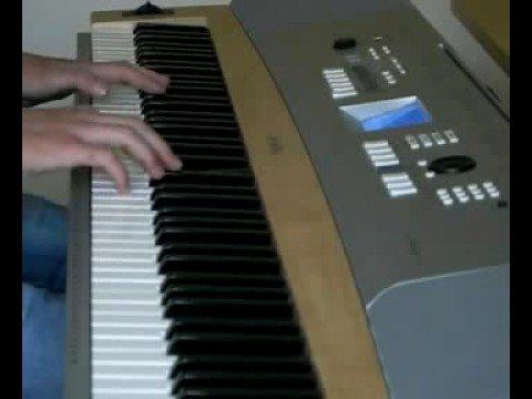 Dschinghis Khan - Moskau (piano cover)
