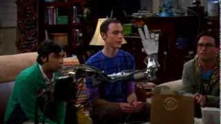 The Big Bang Theory Robotic Manipulation 1