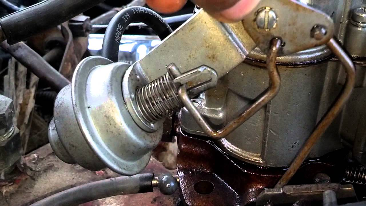 chevrolet monte carlo 305 v8 carberator problems [ 1280 x 720 Pixel ]