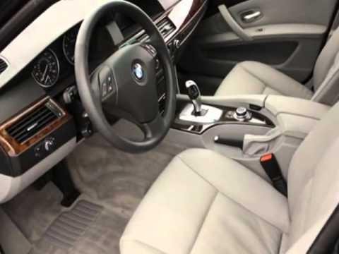 BMW Series Xi XDrive AWD NAVI Sedan PERKASIE PA YouTube - 2009 bmw 528xi