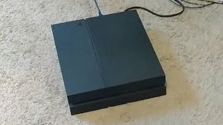 My PlayStation 4 Doesn