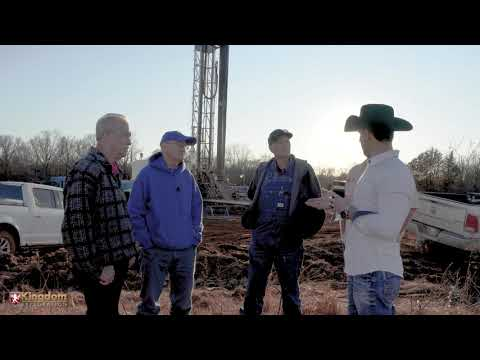 Drilling Oil Wells Kingdom Exploration - Geologist Explains Oil & Gas Exploration