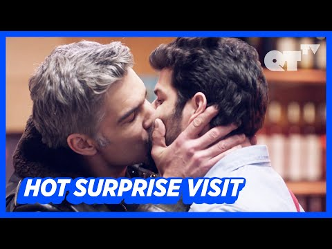 Surprising My Boyfriend At Work So He Won't Discover My Secret... | Gay Drama | 'I Love You 2'