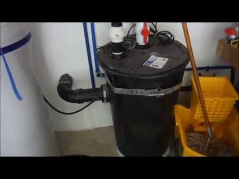 Home Inspection Seattle Shows Sewage Ejector Pump System