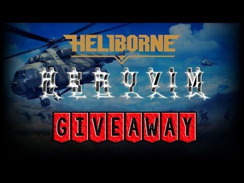 HERUVIM igra HELIBORNE & GIVEAWAY