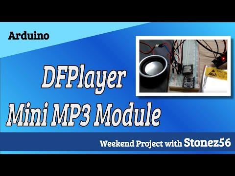 Arduino - Test out DFPlayer Mini MP3 Module
