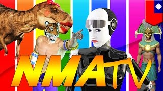 NMA TV: Insane adventure in animated channel surfing