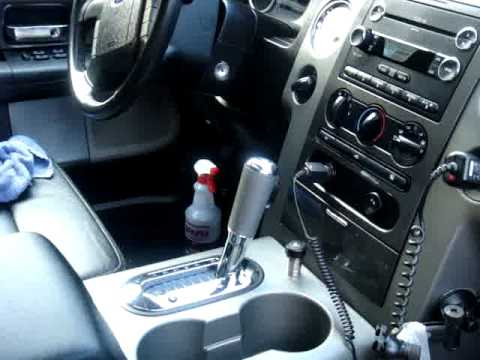 auto detailing ford f150 interior youtube. Black Bedroom Furniture Sets. Home Design Ideas