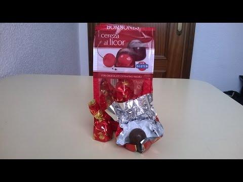 Обзор конфет с ликером
