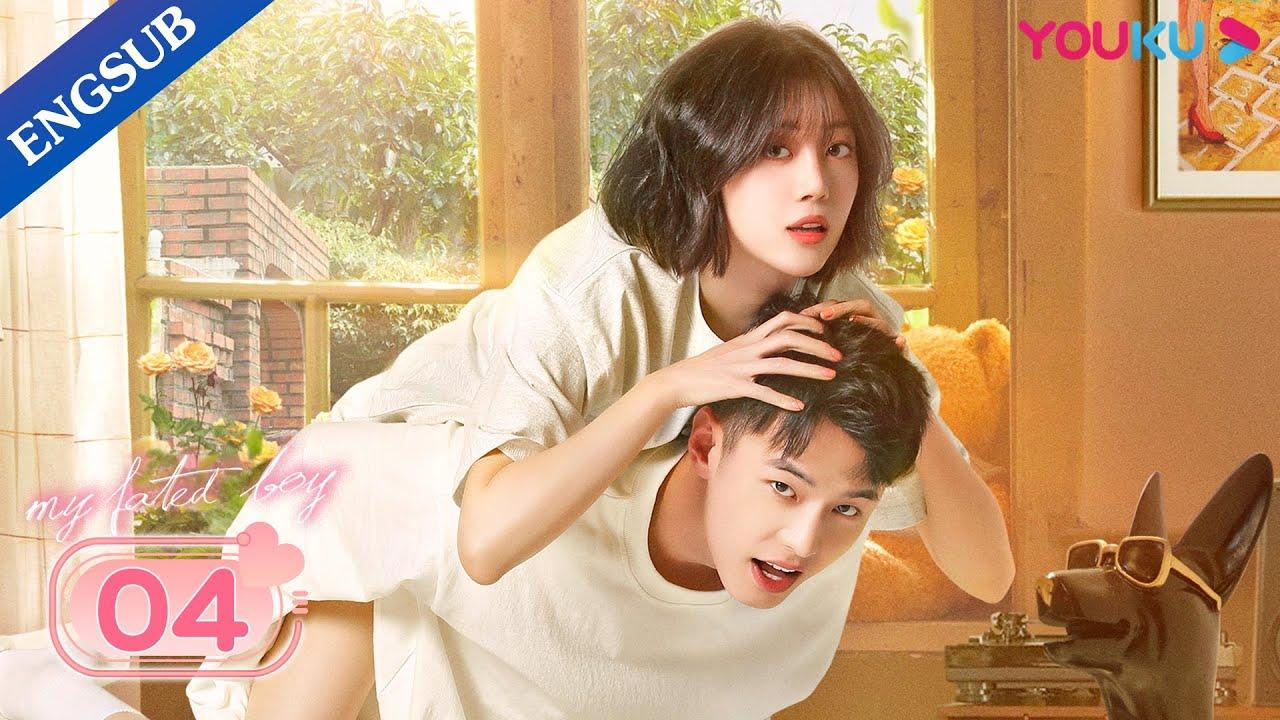 Download [My Fated Boy] EP4   Childhood Sweetheart Romance Drama   Li Xirui/He Yu/Zhou Xiaochuan   YOUKU