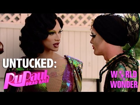 Fashion Photo Ruview Season 7 Finale Race Episode Spoof