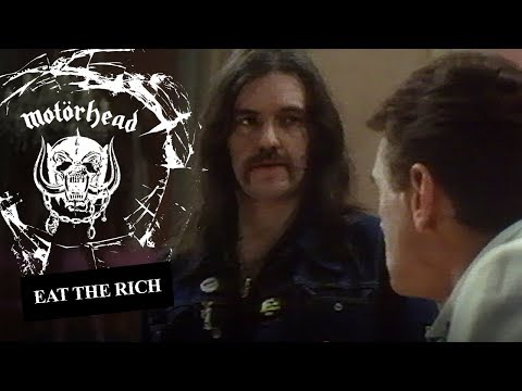 Motörhead – Eat The Rich (Official Video)