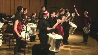 NIU Percussion Ensemble - Samba Batucada - Traditional arr.  Mike Mixtacki - samba traditional music facts