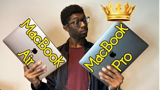 MacBook Pro 2020 vs MacBook Air 2020 - The Undefeated Pro