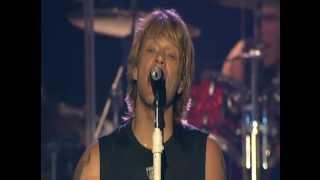 Bon Jovi - The Radio Saved My Life Tonight (Amsterdam 2005)