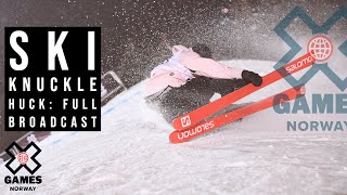Ski Knuckle Huck: FULL BROADCAST | X Games Norway 2020