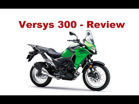 Kawasaki Versys 300 - Test Ride & Review