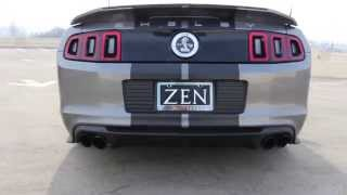 2014 Ford Mustang Shelby GT500 Kenne Bell Mammoth Supercharger SVT 798+HP Blower HRE Wheels