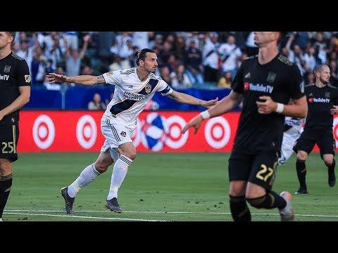 Traumtor: Zlatan nimmt Los Angeles FC ganz alleine auseinander: »Are You Kidding Me?!«