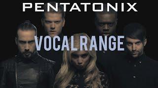 Pentatonix Vocal Range D1 B7 HD