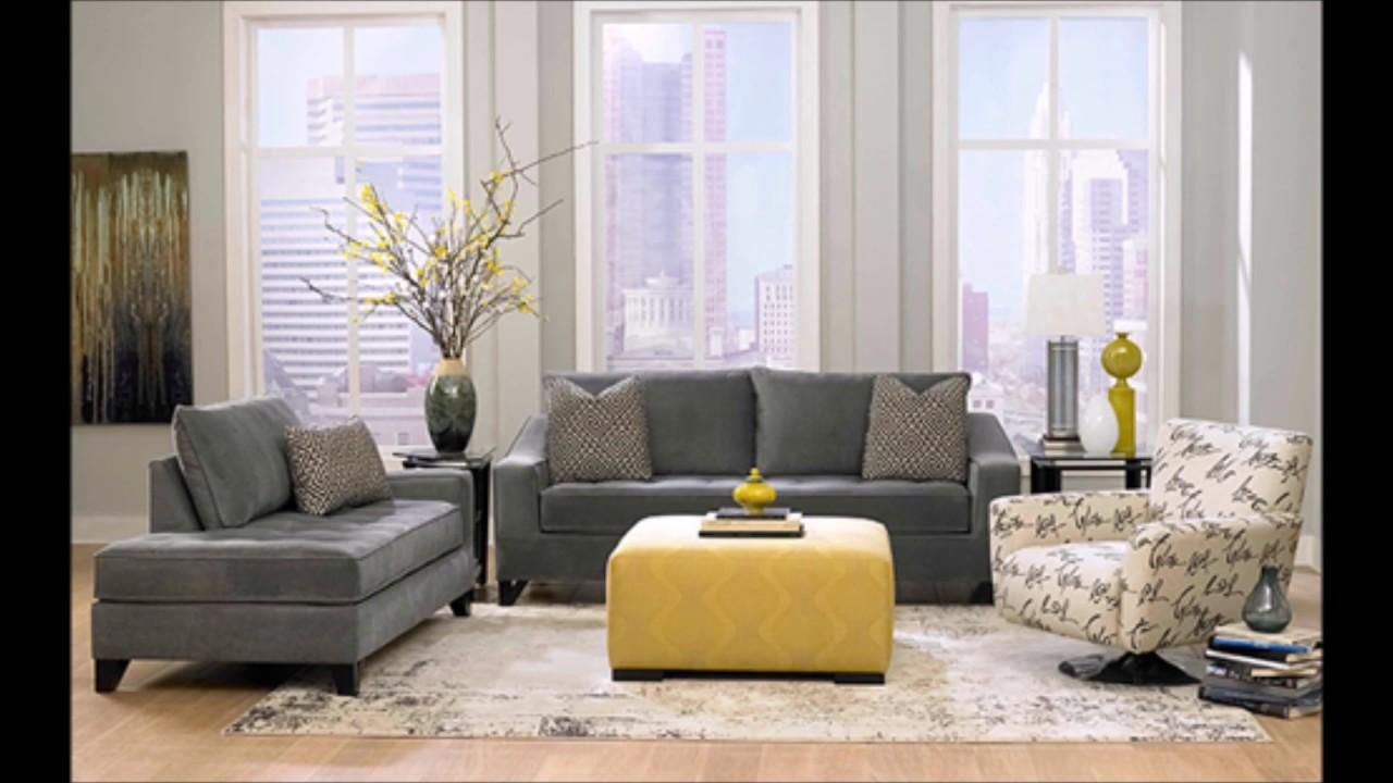Living room decor decoracion de salas youtube for Decoracion de living