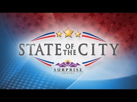 2014 City of Surprise State of the City Address video thumbnail