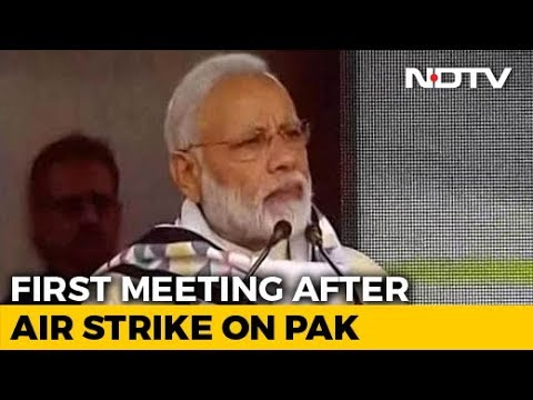 PM Modi Meets Military Chiefs After Air Strike On Jaish Terror Camp