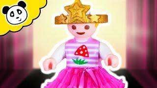 Playmobil Familie - Lisas erste Ballett Show - Playmobil Film