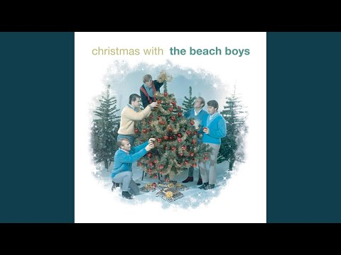 the beach boys white christmas