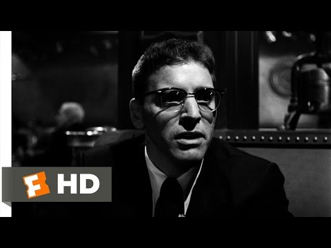 Sweet Smell of Success (3/11) Movie CLIP - A Press Agent's Life (1957) HD