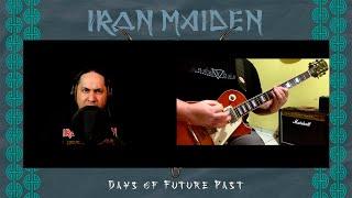 Iron Maiden - Days of Future Past - Collab (Nilo Martins e Felipe Borges)