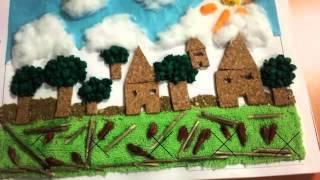 Trabajo 4º Ecosistema 3D y Collages