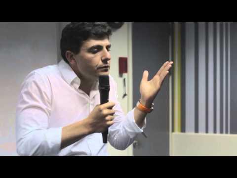 Shahar Waiser (GetTaxi) at Startup Grind Tel Aviv - 12 Jan, 2015