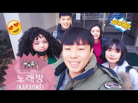 Karaokê na Coreia do Sul 🇰🇷 Vlog - Norebang 노래방 Mp3