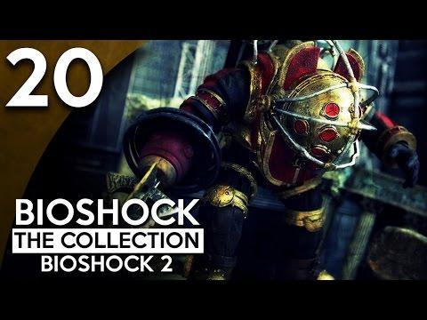 Let's Play BioShock 2 Remastered Part 20 - Hidden Houdini [BioShock Collection Blind Gameplay]