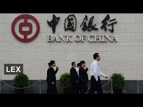 China banks: Big Four bets