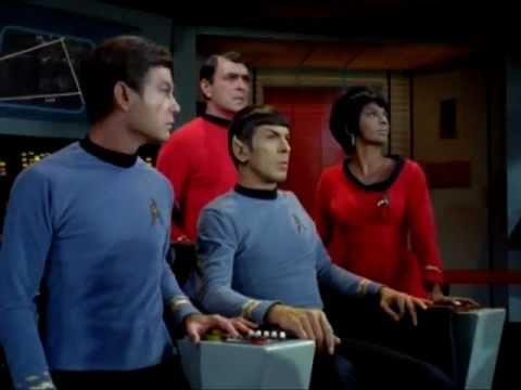 Star Trek remix - addictive tv star trek remix beam up the bass