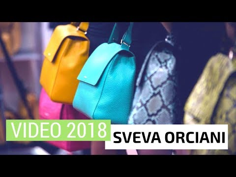scarpe sportive 98268 f9e2b Borsa SVEVA Orciani Primavera/Estate 2018 - YouTube