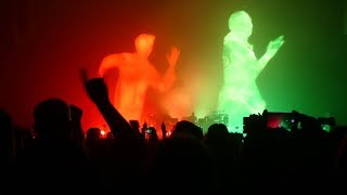The Chemical Brothers - Swoon [HD] (2019 live @ Festhalle | Frankfurt)