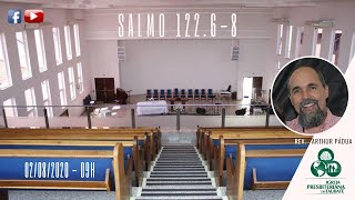 Reflexão: Salmo 122.6-8 - IPT