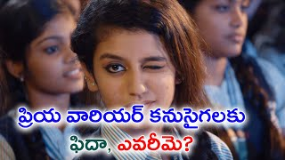 Priya Prakash Warrier Expression Goes Viral, Star Heros