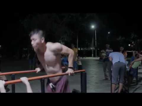 Ba bài tập ngực với street workout sẽ làm ngực bạn căng cứng và to hơn | PhuPham