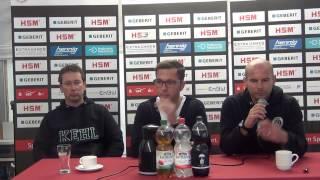 Pressekonferenz SC Pfullendorf - Kehler FV