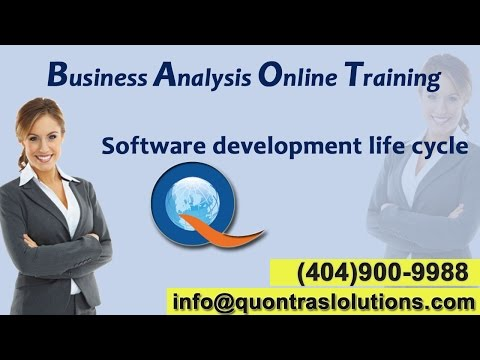 Business Analyst | Software Lif e Cycle Development | Quontra Solutions - part2