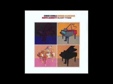 Chick Corea, Herbie Hancock, Keith Jarrett, McCoy Tyner [Full Album]